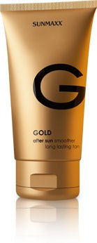 Sunmaxx Gold After Sun Smoother, Tube 150 ml