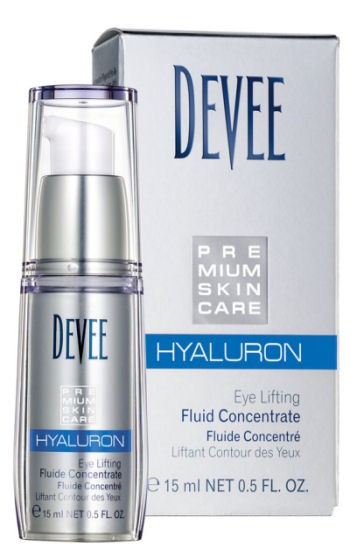 Devee Hyaluron Augen-Lifting-Concentrate Fluid, 15 ml