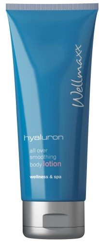 Wellmaxx Hyaluron all over smoothing body lotion, 200 ml