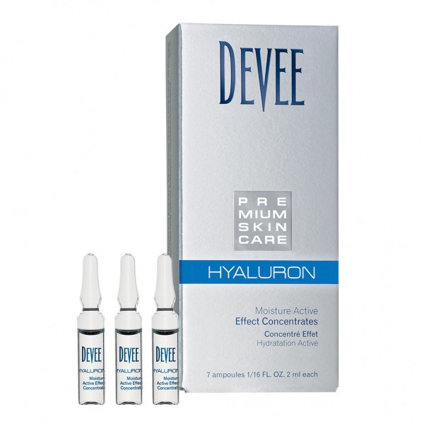 Devee Hyaluron Effect Moisture Active Concentrate, 7 x 2 ml