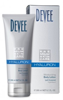 Devee Hyaluron Moisturizing Body Lotion, 200 ml