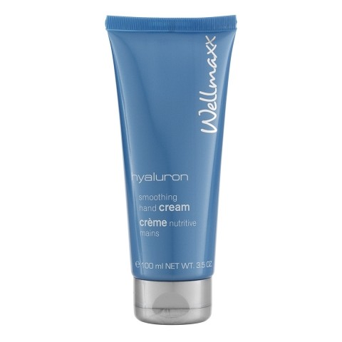 Wellmaxx Hyaluron smoothing hand cream, 100 ml